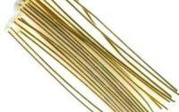 30 Ace cu cap aurii 35 mm