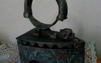 Fier de calcat antic - Shabby  rustic decor
