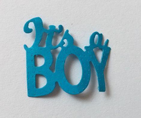 Set Its a Boy pretaiat