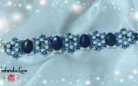 Bratara cu lapis lazuli