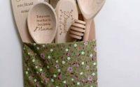 Set linguri personalizate pentru ziua femeii!