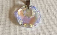 Medalion Swarovski aurora boreala
