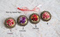 Brose cu flori-3 disponibile