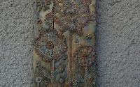 Grannys stuff - decoratiune de perete - handmade