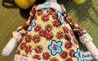 Papusa textila handmade