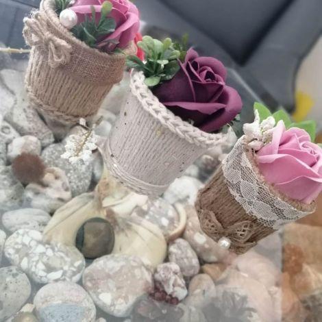 Martisoare realizate handmade