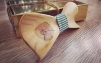 Papion de lemn