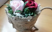 Aranjament realizat handmade