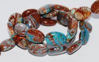 Calsilica pietre semipretioase ovale 16 x 12 mm