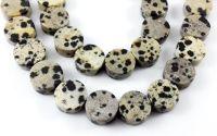 Banut jasp dalmatian 10 mm