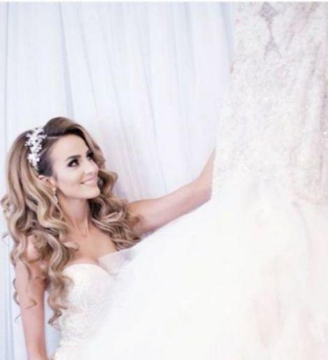 Coronita Mireasa- Luxury Bridal Wedding Tiara