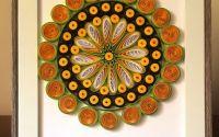 Tablou Quilling Mandala