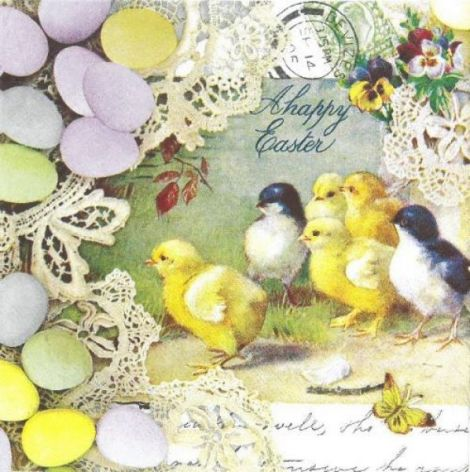 1755 Servetel Happy Easter
