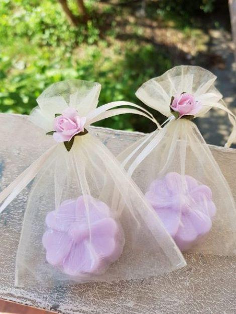 Marturii de nunta sapunele cu lavanda