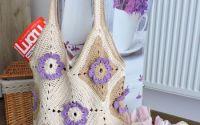 Geanta Handmade cu Flori