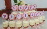 Toppers candy bar- Happy birthday