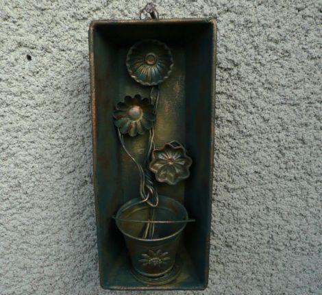 Grannys stuff - decoratiune perete -retroshabby