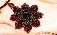 Pandantiv floare