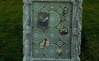 Vintage Frame - Memories Board -Decor Perete
