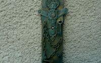 Metal Scraps - Cuier Chei - Decor Perete
