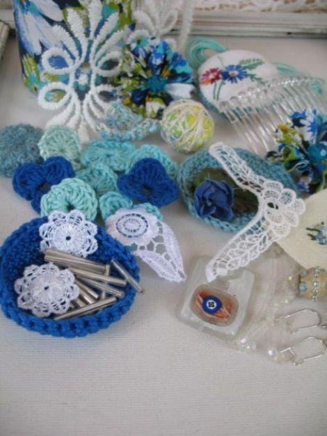 Set accesorii textile pentru aplicatii