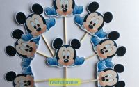 Toppers baby MIckey mouse