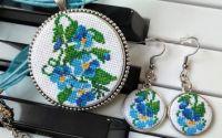 """Set bijuterii """"BLUEBELL"""""""
