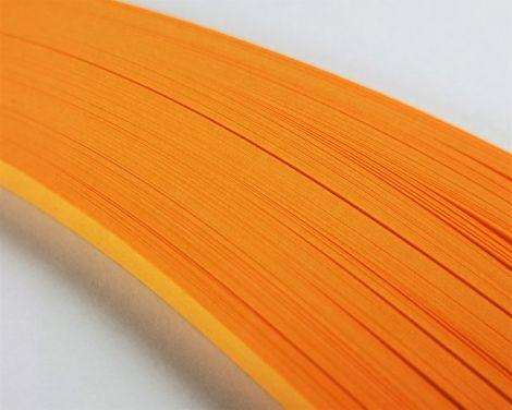 Mid Orange Hartie quilling 5 mm 80 gr X50
