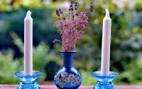 Vaza si suporturi de lumanari