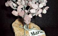 copacul vietii CV-cuart roz