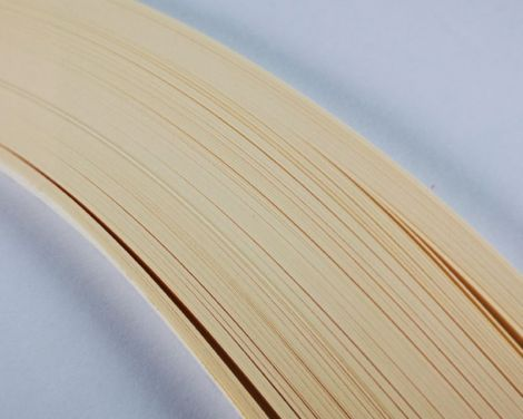 Ivory Hartie quilling 80 gsm 200 fasii X64