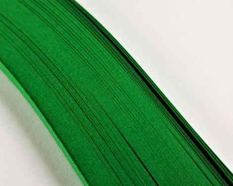 Hartie quilling Christmas Green 5 mm 80 grmp