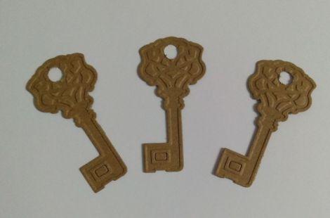 Cheie din carton