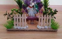 Decoratiune handmade - O nunta de vis