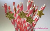 Paie decorate cu steluta