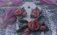 Set trandafir roz