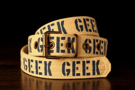 GEEK - Curea handmade