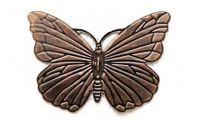 Pandantiv filigran cupru fluture 50mm