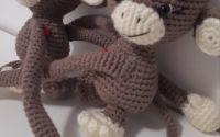 Maimutici pentru perdea
