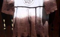 """Bluza """" simbol dacic solar """""""