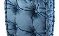 Perna de sezut albastra din bumbac