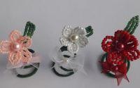 Marturie handmade floare
