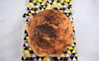 Sac pentru paine ecologic nowaste galben L