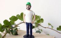 Figurina personalizata cu 1 persoana
