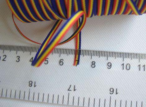 Panglica tricolor 3mm x3m