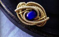 Inel bronz cu margea africana