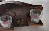 Suport lumanare din lemn reciclat