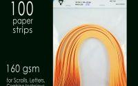 Carton quilling Somon 160 gsm 5 mm X30