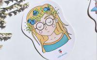 Alina - sticker