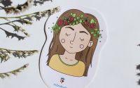 Oana - sticker